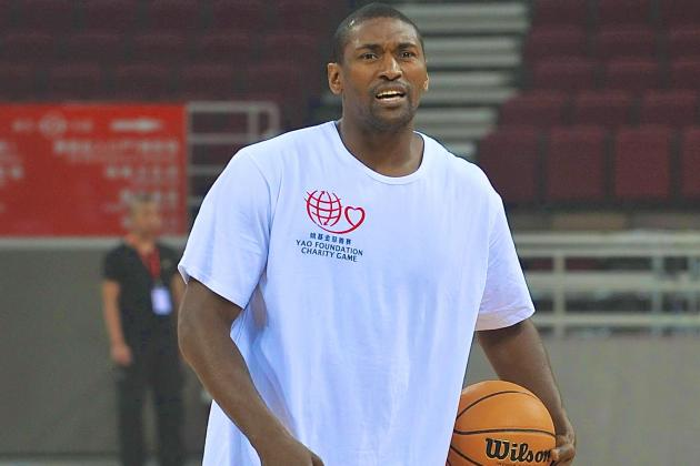 Metta World Peace Predicts Los Angeles Lakers Will Make 2013-14 NBA Finals