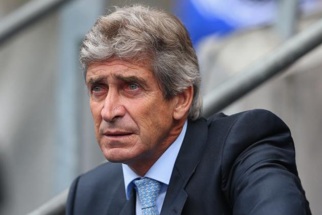 Grading Manuel Pellegrini's Start to the Season at Manchester City
