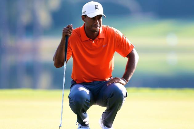 Tiger Woods at Tour Championship 2013: Day 1 Recap and Twitter Reaction