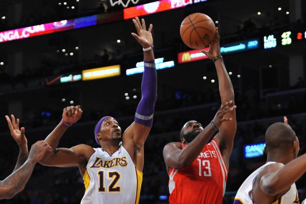 Is James Harden or Dwight Howard More Critical for Rockets Title Shot?