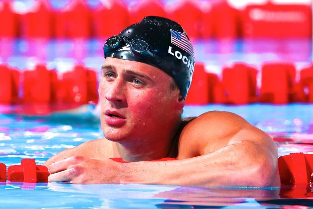 Ryan Lochte Reality Series Not Such a Great Idea, Swimmer's E! Show Canceled