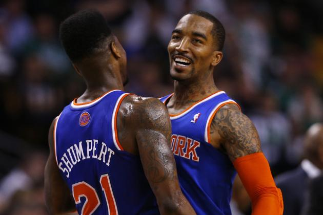 Why Iman Shumpert Will Make J.R. Smith Expendable to NY Knicks
