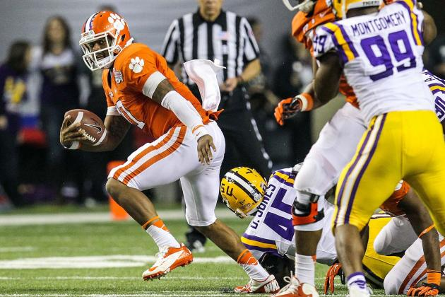 The Case for Clemson's Tajh Boyd as College Football's Most Complete Quarterback