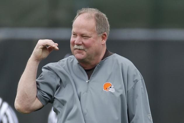 Holmgren Blasts Browns for T-Rich Trade