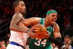Paul Pierce Disses Knicks' J.R. Smith