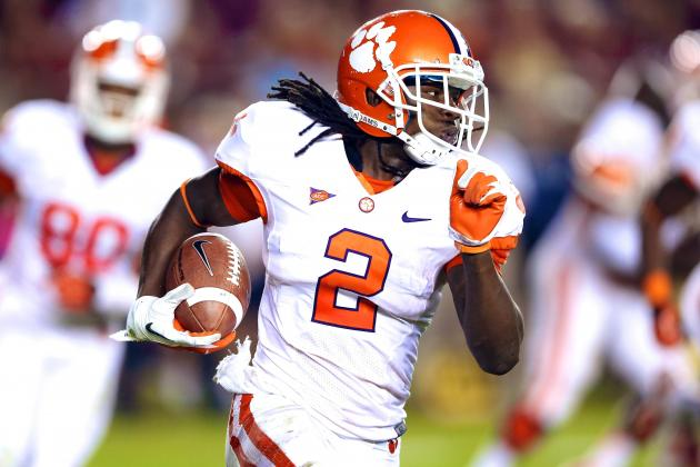 Clemson vs. NC State: Live Score and Highlights