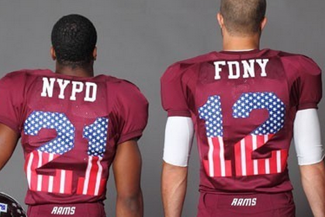 Liberty Cup: Fordham Football to Unveil Special Uniforms to Honor 9/11 Victims
