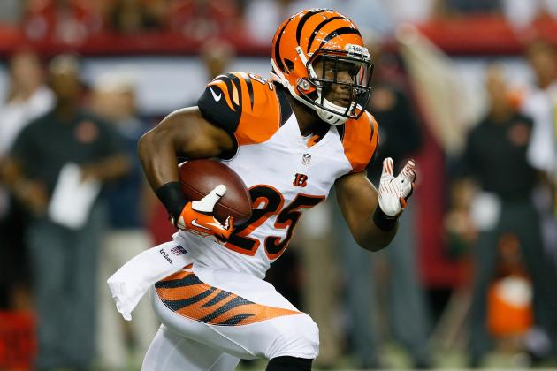 Giovani Bernard Injury: Updates on Bengals RB's Hamstring, Likely Return Date