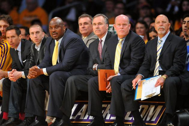 Is Lakers Coach Mike D'Antoni On a One-Year Hot Seat?