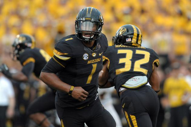 Missouri vs. Indiana: TV Info, Spread, Injury Updates, Game Time and More