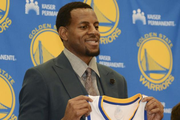 Andre Iguodala Doesn't Think He Gets Enough Credit