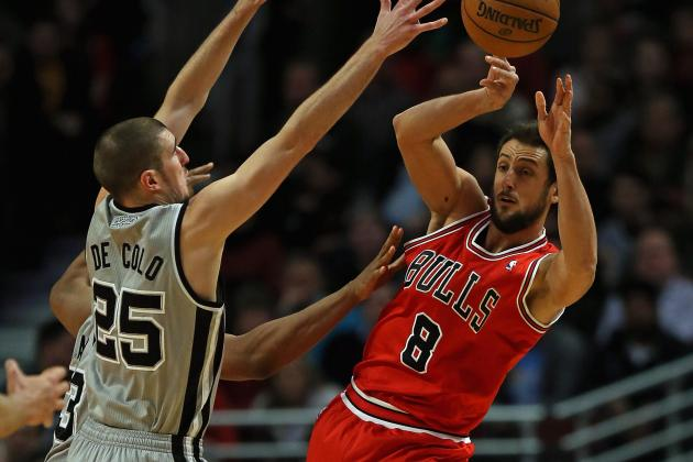 Spurs Make Pitch Belinelli Can't Refuse