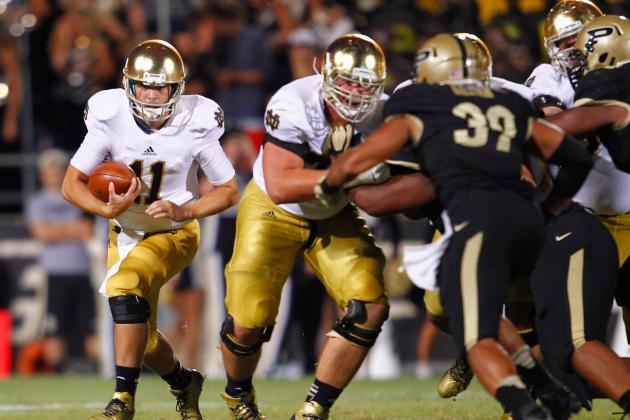 Notre Dame Football: Why the Irish Are Still BCS Bound