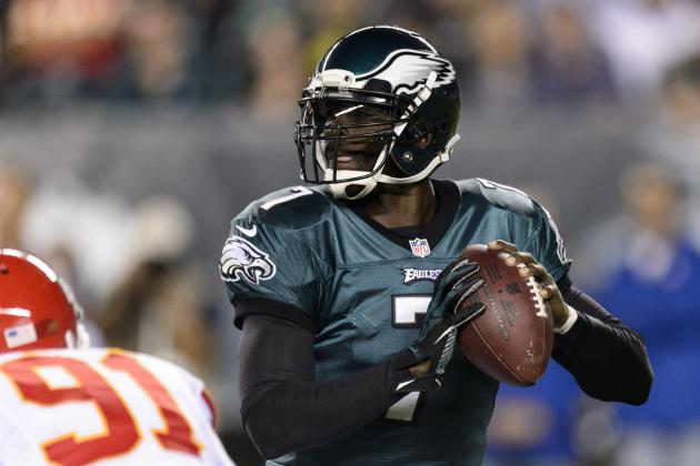 Evaluating Michael Vick's Long-Term Potential as a Top Fantasy QB After Week 3