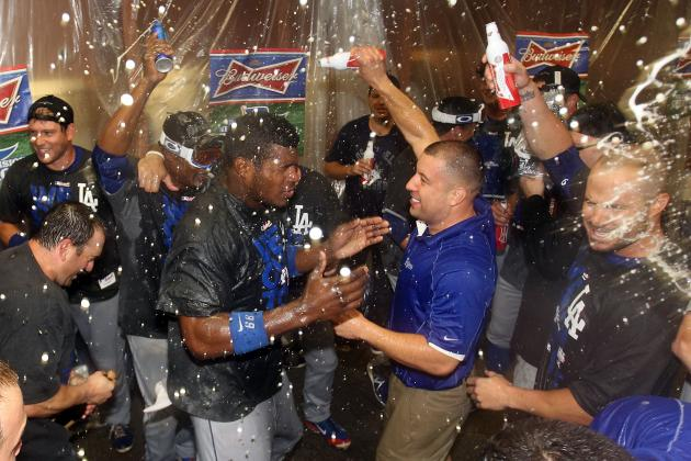 MLB Playoff Predictions 2013: Dodgers Enter October as World Series Favorites