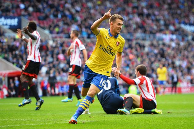Aaron Ramsey: Murderous Midfielder or Future Arsenal Star?
