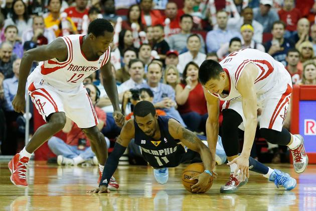 Spotlighting and Breaking Down Houston Rockets' Point Guard Position