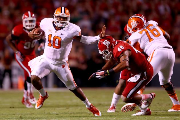 Tajh Boyd's Updated 2013 Heisman Outlook After Win vs. NC State
