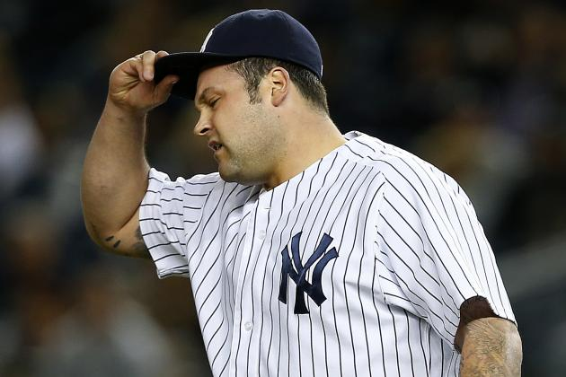 Joba Struggles as Yankees' Playoff Hopes Fading
