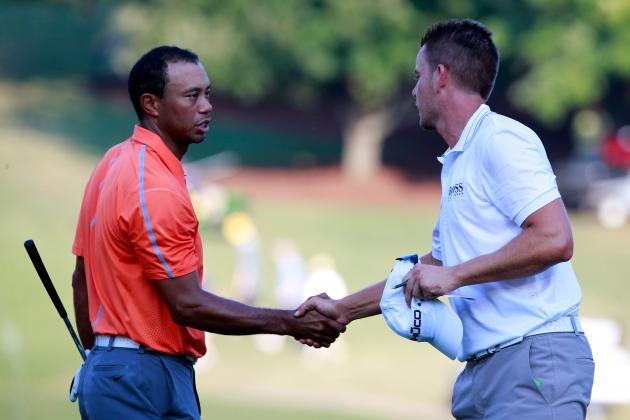 FedEx Cup Standings 2013: Players with Best Shot at Upsetting Tiger Woods