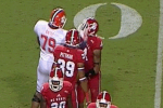 Clemson OL Ejected After Uppercutting NC State DB