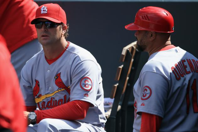 Breaking Down the Tight Race for the NL Central Title with Nine Games to Play