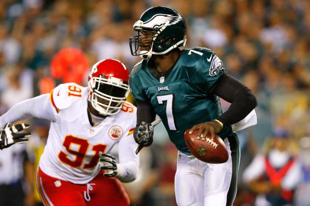 Michael Vick Injury: Updates on Eagles QB's Ankles