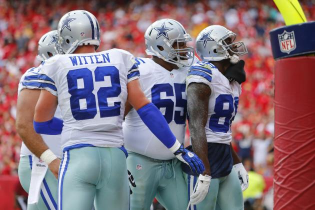 Dissecting Best Individual Matchups to Watch in Dallas Cowboys' Week 3 Action