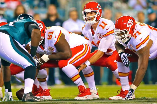 Chiefs vs. Eagles: Live Score, Highlights and Reaction