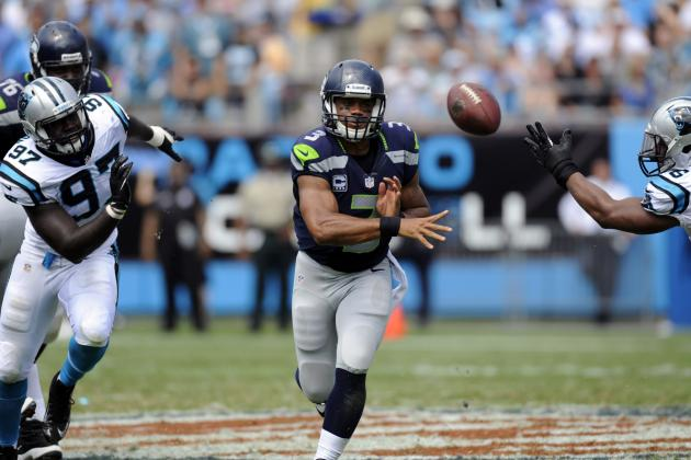 Has Seattle Seahawks QB Russell Wilson Regressed in Year 2?