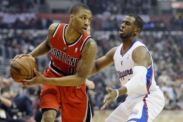 Why Damian Lillard's All-Star Dreams Won't Come True in 2013-14