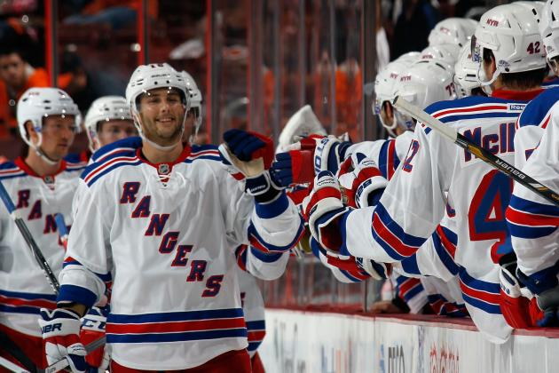 The Biggest Takeaways Early in New York Rangers' Preseason