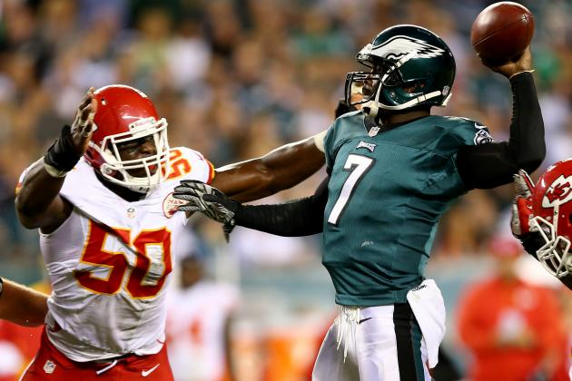 Justin Houston's Monster Performance vs. Eagles Bodes Well for Chiefs Defense