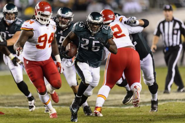 Can LeSean McCoy Unseat Adrian Peterson as NFL's Best Running Back?