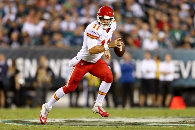 Is Alex Smith the Ultimate Game Manager?