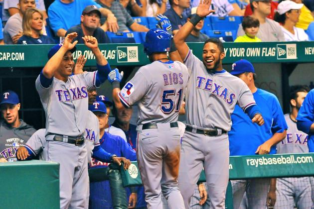 Where the AL Wild Card Race Stands After Crucial Rangers-Rays Series