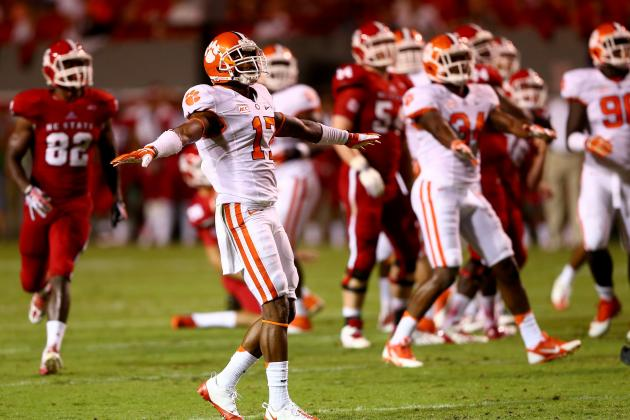 Clemson Tigers vs. NC State Wolfpack: Reaction from Thursday Night's Matchup
