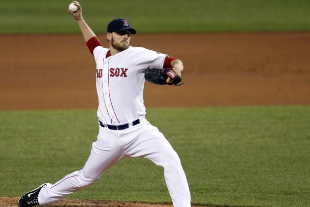 John Lackey Allows Two Hits as Red Sox Clinch a Postseason Berth