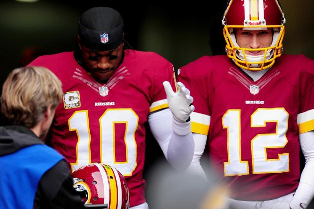 Why It's Too Early for the Washington Redskins to Sit RGIII for Kirk Cousins