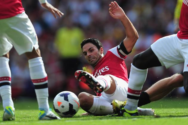 Arsene Wenger Gives Latest Arsenal Injury Updates on Mikel Arteta and Mesut Ozil