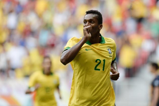 Jo: Brazil's Surprise Package Ahead of World Cup 2014
