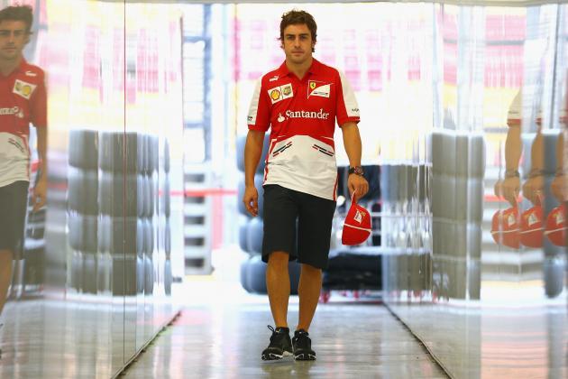 Fernando Alonso Pledges Future to Ferrari After Link to Shock McLaren Return