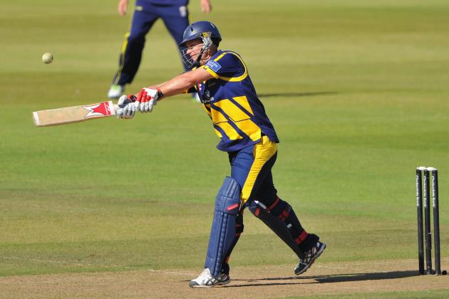 Yorkshire Bank 40 2013: Key Players in Glamorgan vs. Nottinghamshire Final