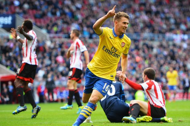 Mikel Arteta's Arsenal Return Complicated by Aaron Ramsey's Rise to Primacy