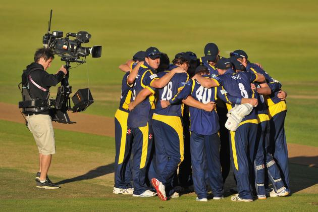 Glamorgan vs. Nottinghamshire: How and Where to Watch Yorkshire Bank 40 Final