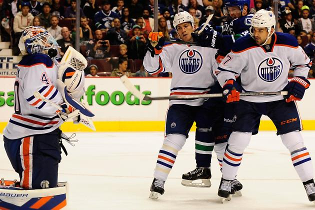 Young Edmonton Oilers Seek End to Playoff Drought