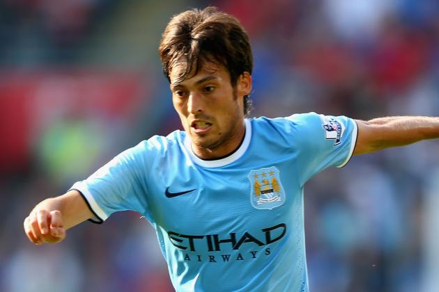 Silva Unlikely for Derby; Kompany Fit for Sunday