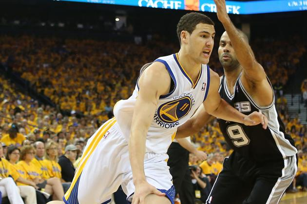Spotlighting and Breaking Down the Golden State Warriors' Shooting Guards