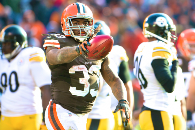 NFL Should Change Rules to Prevent Trades Like Trent Richardson to the Colts
