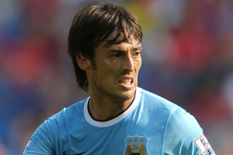 David Silva and Micah Richards unlikely to feature in Manchester derby